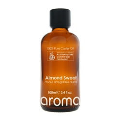 aromatica 身體保養-有機甜杏仁油 Organic Sweet Almond Oil