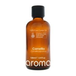 aromatica 身體保養-有機山茶花油 Organic Camellia Oil