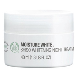 水嫩淨白精華晚霜 Shiso Whitening Night  Treatment