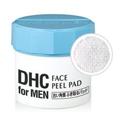 DHC  洗臉系列-去角質亮膚棉 DHC for MEN Face Peel Pad