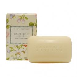 Crabtree & Evelyn 瑰珀翠 春回大地-春回大地香水皂 Summer Hill soap