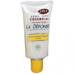 LA DEFONSE 黎得芳 洗顏-抗痘粉刺專用洗面乳 Acne Out Gentle Washing Cleanser