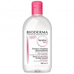 Bioderma 法國貝德瑪 臉部卸妝-舒妍高效潔膚液 Sensibio H2O Micelle solution