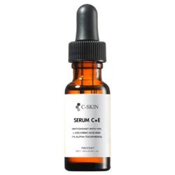 ENDOCARE 杜克 C 預防抗老系列-強效精華液 SERUM C+E