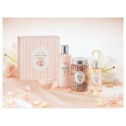 身體保養產品-花漾香氛沐浴保養禮盒