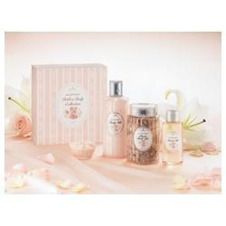 花漾香氛沐浴保養禮盒