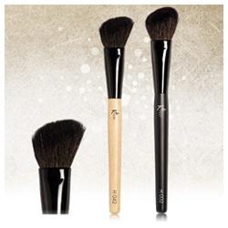 Kelly Professional Kelly專業彩妝 臉部刷具系列-斜腮紅刷 Angled Contour Brush