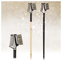 Kelly Professional Kelly專業彩妝 功能型刷具系列-兩用眉梳 Eys brow comb
