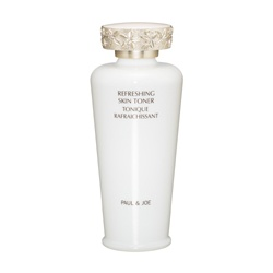 PAUL & JOE 臉部保養系列-橙花奇異果露N PAUL & JOE REFRESHING SKIN TONER