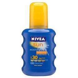 NIVEA 妮維雅 身體防曬-清爽保濕防曬噴霧SPF30/PA++