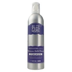 Seemoli 蓆沐麗 髮妝‧造型-Blue Game 蓬鬆造型慕斯