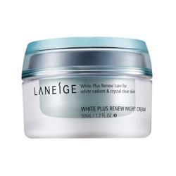 黃金亮白修復晚霜 White Plus Renew Night Cream