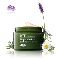 ORIGINS 品木宣言 乳霜-Dr. WEIL青春無敵REM修護晚霜 Night Health Bedtime Face Cream