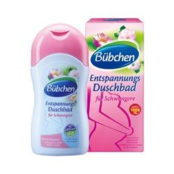 Baan 貝恩 Bübchen好孕系列-好孕野玫瑰舒緩沐浴露  Entspannungs Duschbad