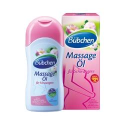 Baan 貝恩 Bübchen好孕系列-好孕野玫瑰緊緻平撫按摩油 Massage Öl
