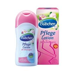 Baan 貝恩 Bübchen好孕系列-好孕野玫瑰緊緻柔嫩保濕乳 Pflege Lotion