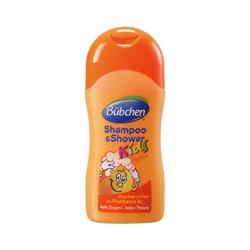Baan 貝恩 Bübchen全家系列-水蜜桃精華複方洗髮沐浴乳 Shampoo & Shower Apricot