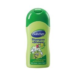 Baan 貝恩 Bübchen童趣系列-青蘋果精華複方洗髮沐浴乳 Shampoo & Shower Apfel