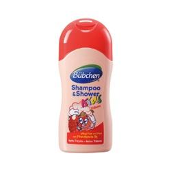 Baan 貝恩 沐浴清潔-草莓精華複方洗髮沐浴乳 Shampoo & Shower Erdbeere