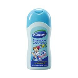 Baan 貝恩 Bübchen童趣系列-清爽滋潤洗髮沐浴乳  Shampoo & Shower Sport'n