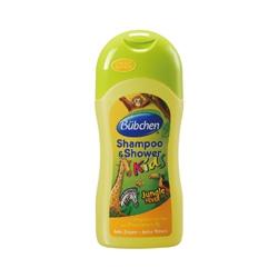 Baan 貝恩 Bübchen童趣系列-叢林樂園洗髮沐浴乳  Shampoo & Shower Jungle Fever
