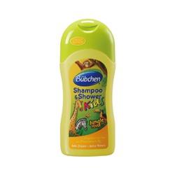 叢林樂園洗髮沐浴乳  Shampoo & Shower Jungle Fever