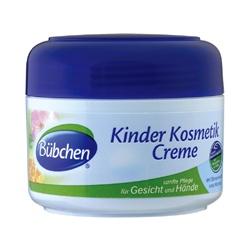 Baan 貝恩 Bübchen全家系列-甜杏仁精華複方雪花膏 Kinder Kosmetik Creme