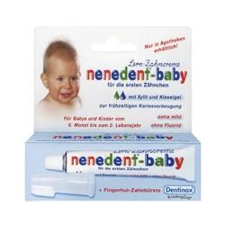 Baan 貝恩 其他-木糖醇嬰兒專用牙膏