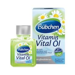 Baan 貝恩 亮采系列-亮采維他命按摩精油 Vitamin Vital Öl