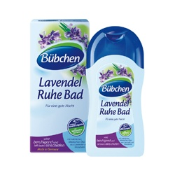 Baan 貝恩 沐浴清潔-舒緩沐浴乳 Lavendel Ruhe Bad