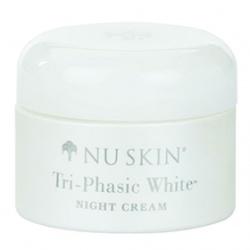 Nu Skin 如新 乳霜-瀅白三效修護霜 Tri-Phasic White&#8482 Night Cream
