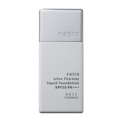 超持粧無瑕粉底液 SPF28 PA+++ Fasio Ultra Fit&Stay Liquid Foundation
