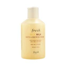 Fresh 沐浴清潔-牛奶沐浴精 Milk Bath & Shower Gel