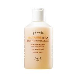 Fresh 沐浴清潔-蜜桃牛奶沐浴精 Nectanine Milk Bath & Shower Gel