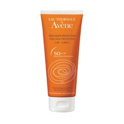 沁涼防曬乳SPF50+ AVENE Ultra High Protection Lotion SPF50+