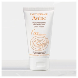 AVENE Very High Protection Cream SPF50 高效自然防曬霜SPF50