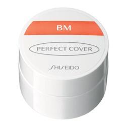 SHISEIDO 資生堂-專櫃 Perfect Cover 完美無痕肌粉底-完美無痕肌粉底 BM