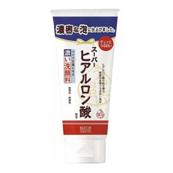 滋潤屋玻尿酸濃潤泡沫洗面乳 URUOI-YA MOIST CLEANSING