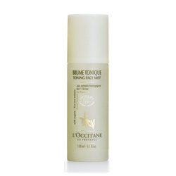 L'OCCITANE 歐舒丹 有機橄欖系列-橄欖水潤爽膚露(有機) Toning Face Mist