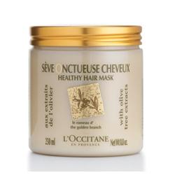 L'OCCITANE 歐舒丹 有機橄欖系列-橄欖護髮膜 Healthy Hair Mask