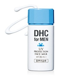 男性清爽防曬乳SPF35 PA++ UV Protection Face Milk