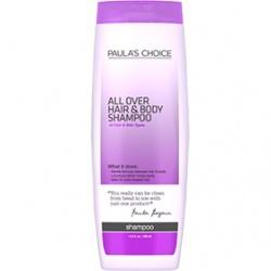 全身沐浴洗髮精 All Over Hair & Body Shampoo