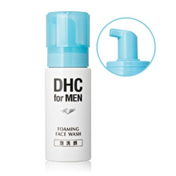 DHC  男性系列-男性清爽泡沫洗面乳 DHC for MEN Foaming face wash