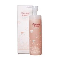 ETUDE HOUSE  臉部卸妝-夢遊仙境溫和卸妝乳 Cleansing Dream Mild Cleansing Milk