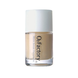 O2 MODA  O2Factory系列-珍珠亮白粉霜SPF35 PA+++ Moist Serum Foundation