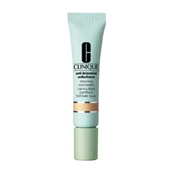 無油光淨痘遮瑕霜 Anti-blemish Solutions Cleasing Concealer