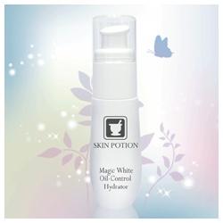 Skin Potion 魔力配方 凝膠‧凝凍-魔力清透美白淨脂保濕凝露