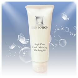 Skin Potion 魔力配方 魔淨潔顏系列-魔淨清新角質淨化凝膠