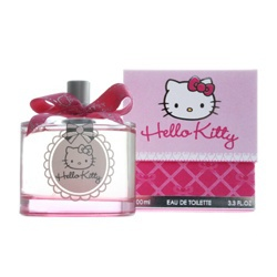 Hello Kitty Girl 淡香水 Hello Kitty GIRL perfume