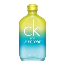 ck one summer 09夏日限量版